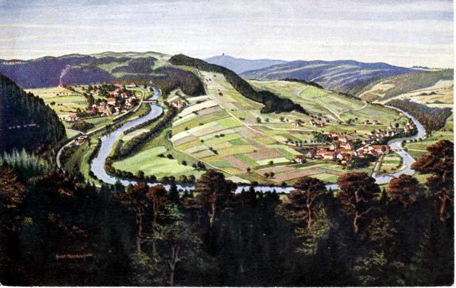 Zschopau bei Augustusburg (Sachsen) undatiert