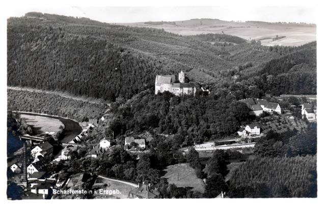 Scharfenstein (Sachsen) 1936