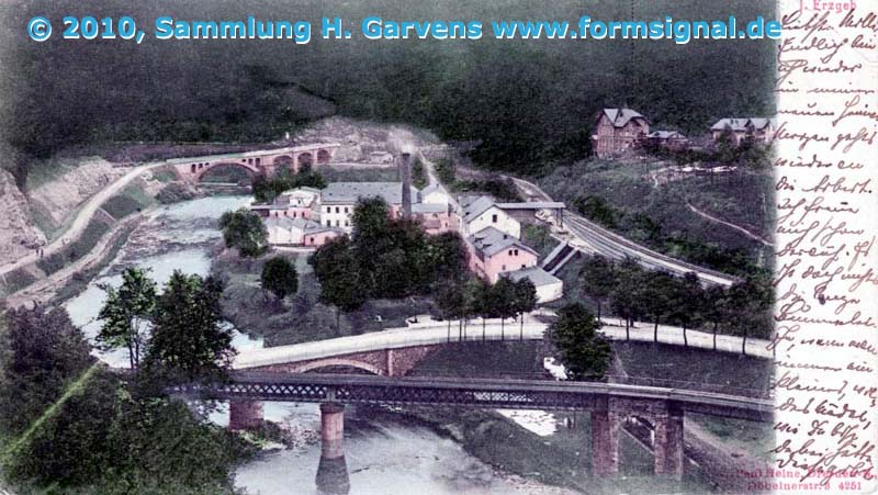 Wilischthal (Sachsen) 1905