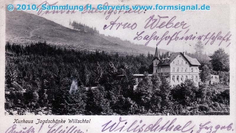 Wilischthal (Sachsen) 1908