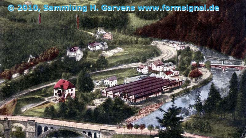 Wilischthal (Sachsen) 1910