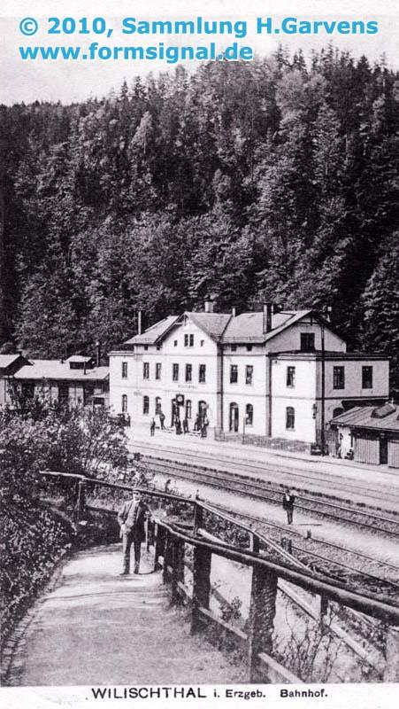 Wilischthal (Sachsen) 1914