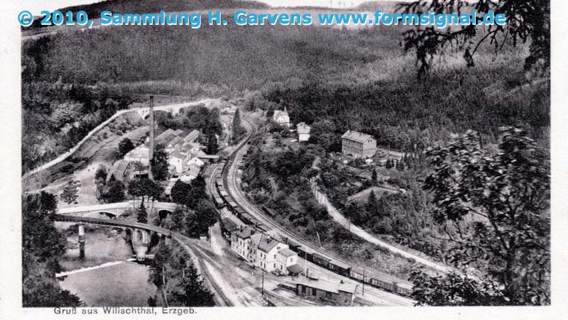 Wilischthal (Sachsen) 1930