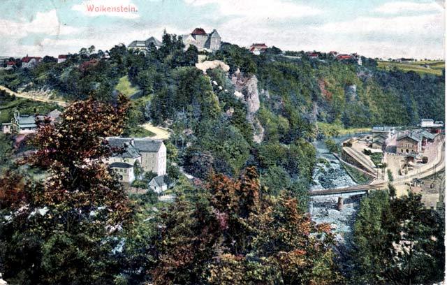 Wolkenstein (Sachsen) 1906